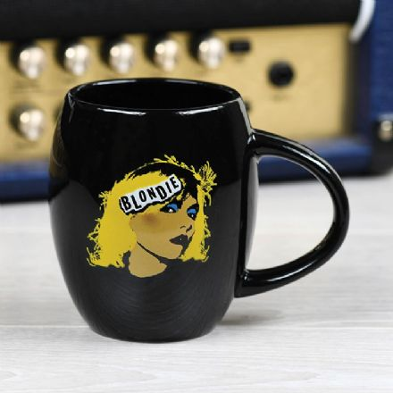 Blondie (Punk) Oval Mug